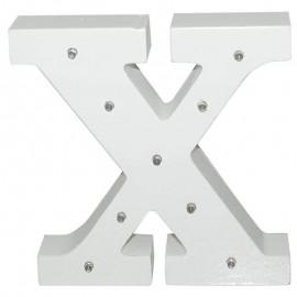 LETRA LED X